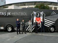 Beşiktaş JK Hentbol Takımı'nın yeni sponsoru TEMSA oldu