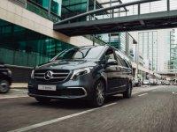 Mercedes-Benz 2020'yi başarıyla bitirdi