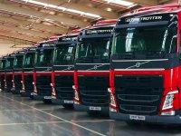 Volvo Trucks teslimatları hız kesmiyor