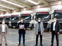 Volvo teslimatlara ara vermiyor