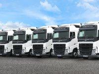Karayel Nakliyat'a 18 adet Volvo Trucks daha