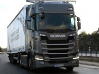 Sürücüsüz kamyonlar test ediliyor