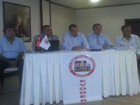 Ev Ve Ofis Eşyası Taşımacıları Derneği Genel Kurulu Yapıldı