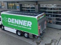 Rhyner Logistik'den çevreye duyarlı yaklaşım