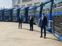 Rastkaya Nakliyat filosuna 10 adet Volvo Trucks