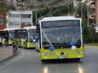 Kocaeli'ne 20 doğalgazlı otobüs