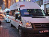 Seyitler Köyü Kooperatifi Şoför Esnafı Kontak Kapattı