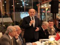 İstanbul Platformu'nun da yatırım ve hizmetler dile getirildi