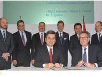 UTİKAD ile Lüksemburg Lojistikçileri işbirliği anlaşması imzaladı