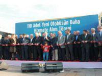 Akıllı otobüsler İstanbul'a yayılıyor