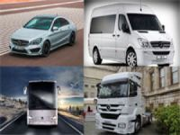 Mercedes Benz Türk'ün Aralık ayı Kampanyaları başladı