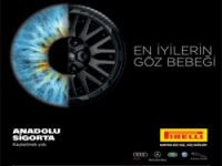 Pirelli, Anadolu Sigorta Kasko ve Trafik Sigortası Sahiplerine Yüzde 20 İndirim Sağlıyor