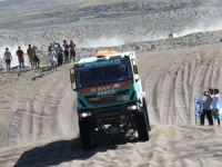 Gerard de Rooy Iveco Powerstar'la Dakar'daki ikinci galibiyetini aldı