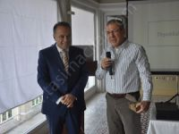 İSTAB, vergi uzmanı Prof. Dr. Şükrü Kızılot'la buluştu