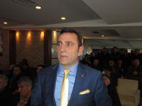 İsrafil Kotil, yeniden başkan seçildi