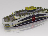 İstanbullulara 3 yeni gemi