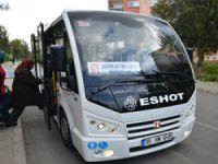 """İzmir'de minibüsler """"Akıllı Kart""""a hazırlanıyor"""