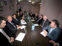 Uluslararası nakliyecilerin sorunları 7 başlıkta Gürcistan'a raporlandı