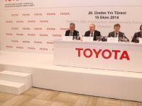Toyota Yıllık 170.000 adetlik üretimini artırıyor