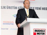 Anadolu Motor, yeni üretim tesisini hizmete açtı