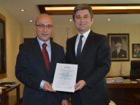 UTİKAD, Ulaştırma Bakanı Elvan İle Bir Araya Geldi