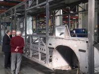 Halk Otobüsü İşletmecileri Fabrikayı Gezdi