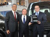UPS, 50 adet Volkswagen Crafter'ı Filosuna Dahil Etti
