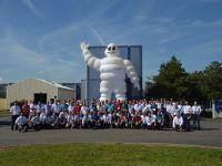 Michelin 20 Bayisiyle Birlikte Lastikleri Test Etti