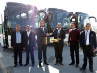 Halk Otobüsçüler Turizm Otobüsü Kullanıyor.