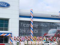 Ford Ankara bayisi Kartaş  3S tesisini hizmete açtı