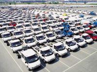 Hafif Ticari Araç Pazarı %7,53 küçüldü.