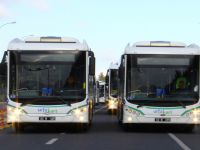Urfa'da 18 otobüs daha filoya katıldı