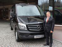 Turizmciler istedi Mercedes yaptı