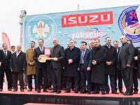 Anadolu Isuzu'dan Manisa atağı