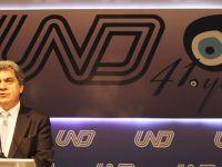 UND'nin başkanı yeniden Nuhoğlu