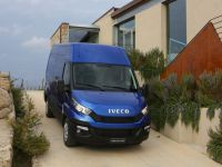 Iveco Daily,93. Avrupa Otomotiv Fuarı'nda görücüye çıktı