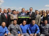 Adana'da Temsa devrimi