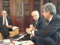 Kota sorununa Büyükelçi'den destek sözü