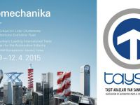 Automechanika 9-12 Nisan'da TÜYAP'ta