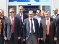 Anadolu Isuzu'dan Özulaş'a ziyaret