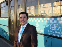 Özel halk otobüsü kıyafetleri belirlendi