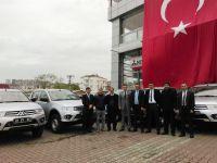 Trabzon TİSKİ'ye 14 adet L200