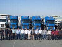 Birleşik Arap Emirlikleri'nden Ford Trucks'a tam not