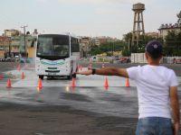 Urfa'da şoförlere ileri sürüş eğitimi