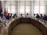 İETT ve ÖHO yöneticileri ile koordinasyon toplantısı yapıldı