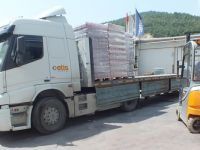 Etis Lojistik, Sırma Suyu taşıyacak