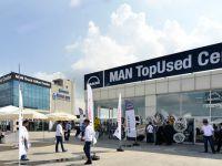 MAN TopUsed Tuzla'ya açıldı