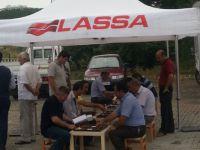 Lassa, 'Yola Sağlam Çık' projesi şoförlerle buluştu