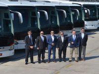 Setra ve Mercedes-Benz Otobüsleri, PRNS Bünyesine Katıldı