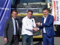OMEKS Taşımacılık, Volvo Trucks İle İl Sıkıştı